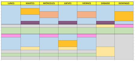 como-organizar-tu-horario